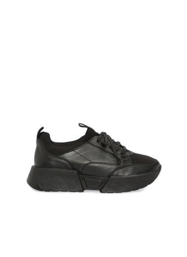 Divarese Divarese 5023944 Siyah Kadın Sneaker Kadın Sneakers Siyah